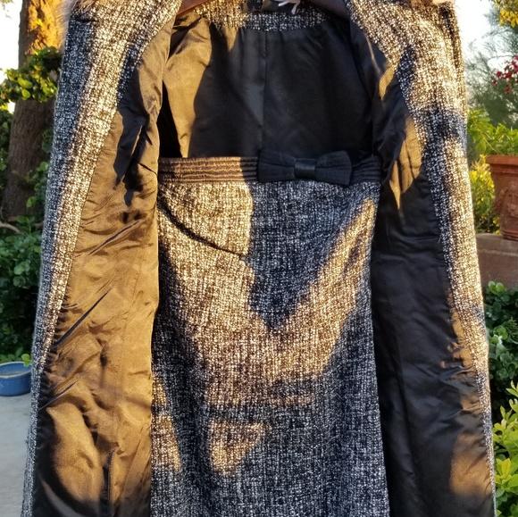 Express Jackets & Blazers - Fur Collar Overcoat and Dress